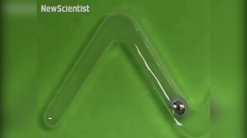 Amazing Self-fuelled Liquid Metal Motor