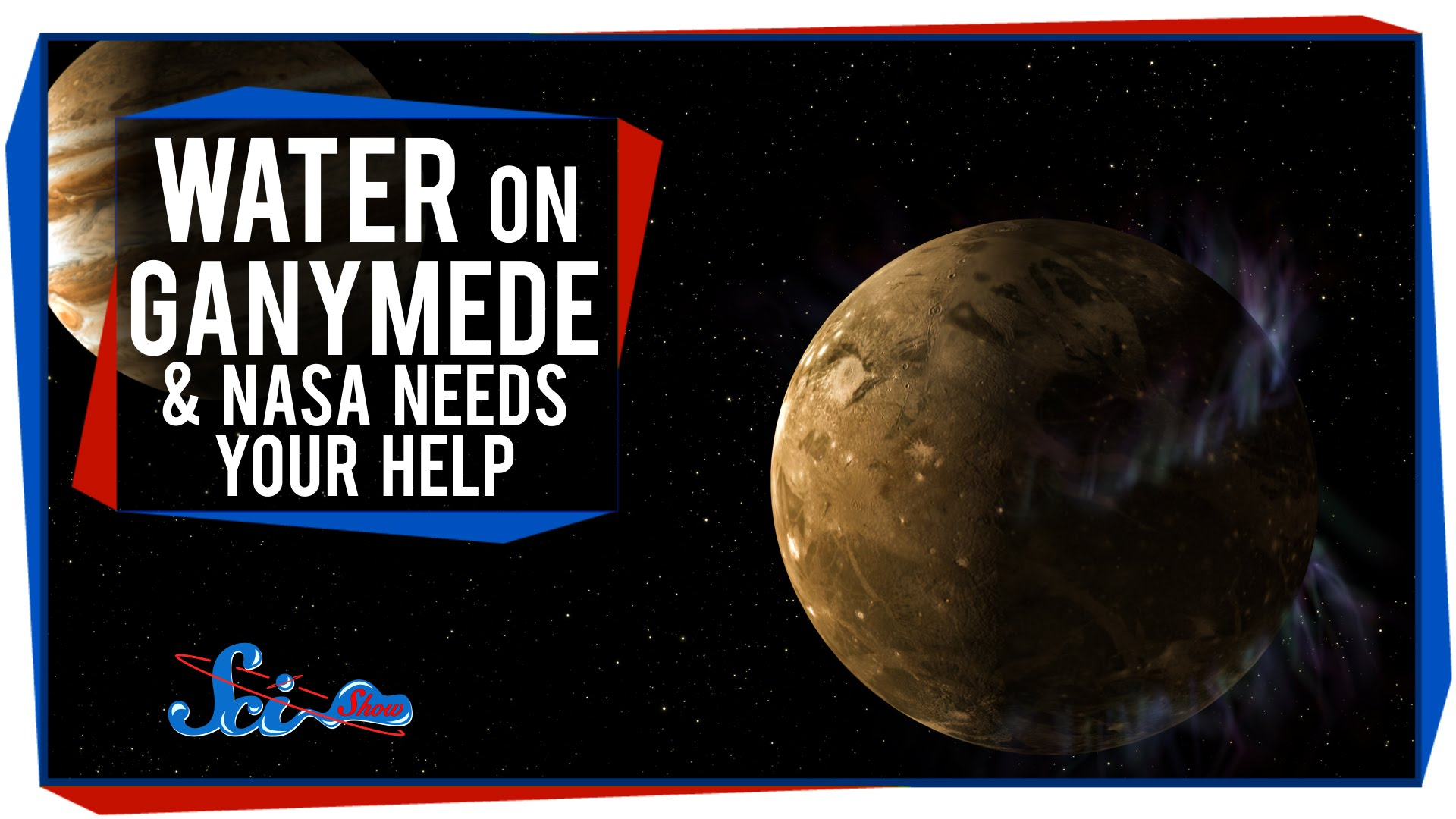 Water on Ganymede, and NASA Needs Your Help