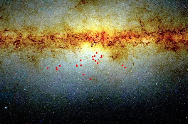 Astronomers Solve Decades-Old Mystery Of Ancient Lonely Stars