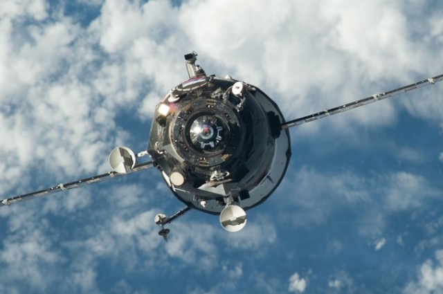 Plunging To Earth: Space Station Refuelling Craft Is Out Of Control