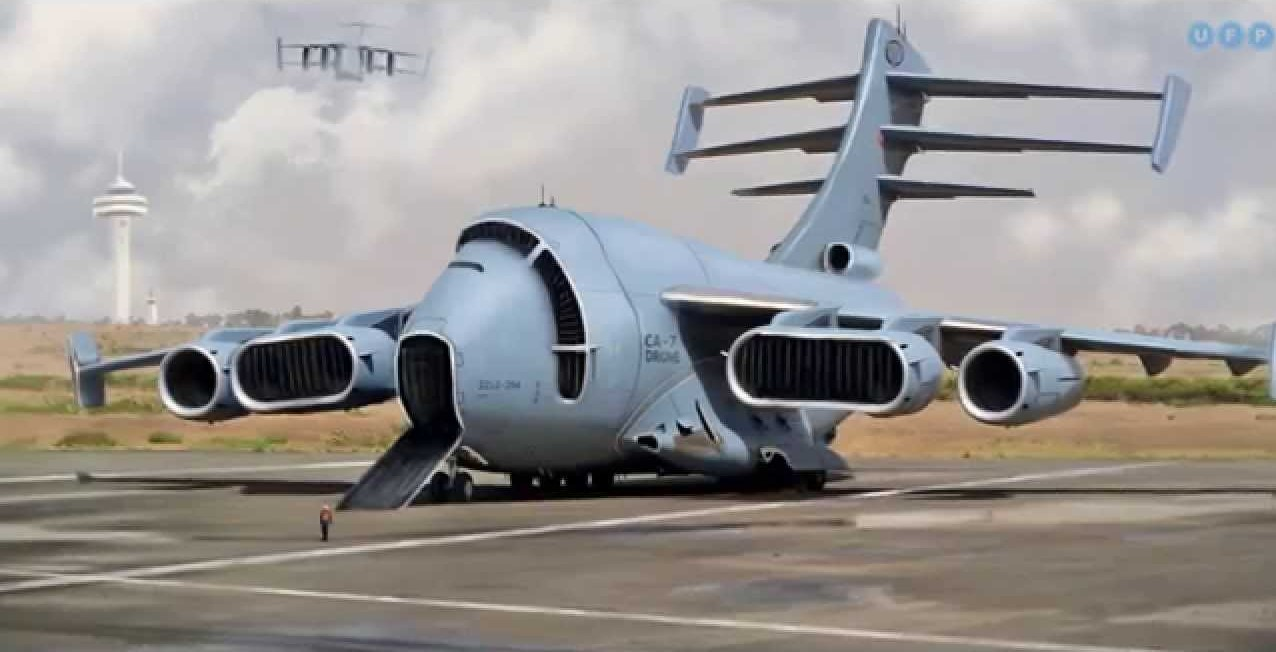 Technology Concepts for Future Aircraft