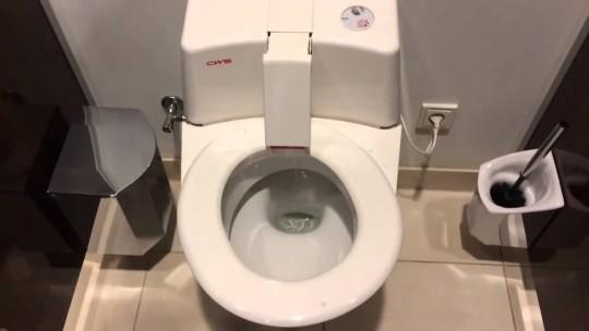 japanese self cleaning toilet. Japanese Toilet  Japan 39 S Latest Fads Marketable In U News Adage Boeing