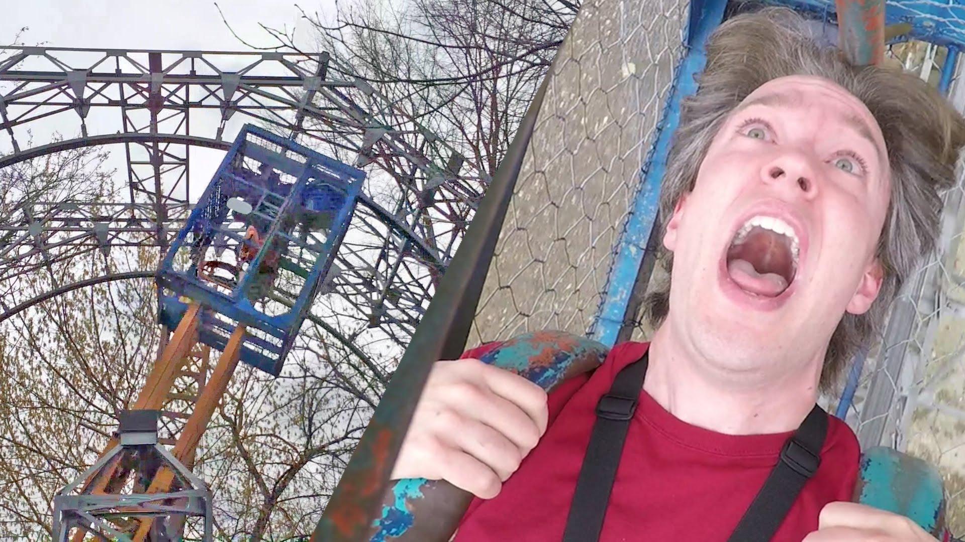The Human-Powered Theme Park