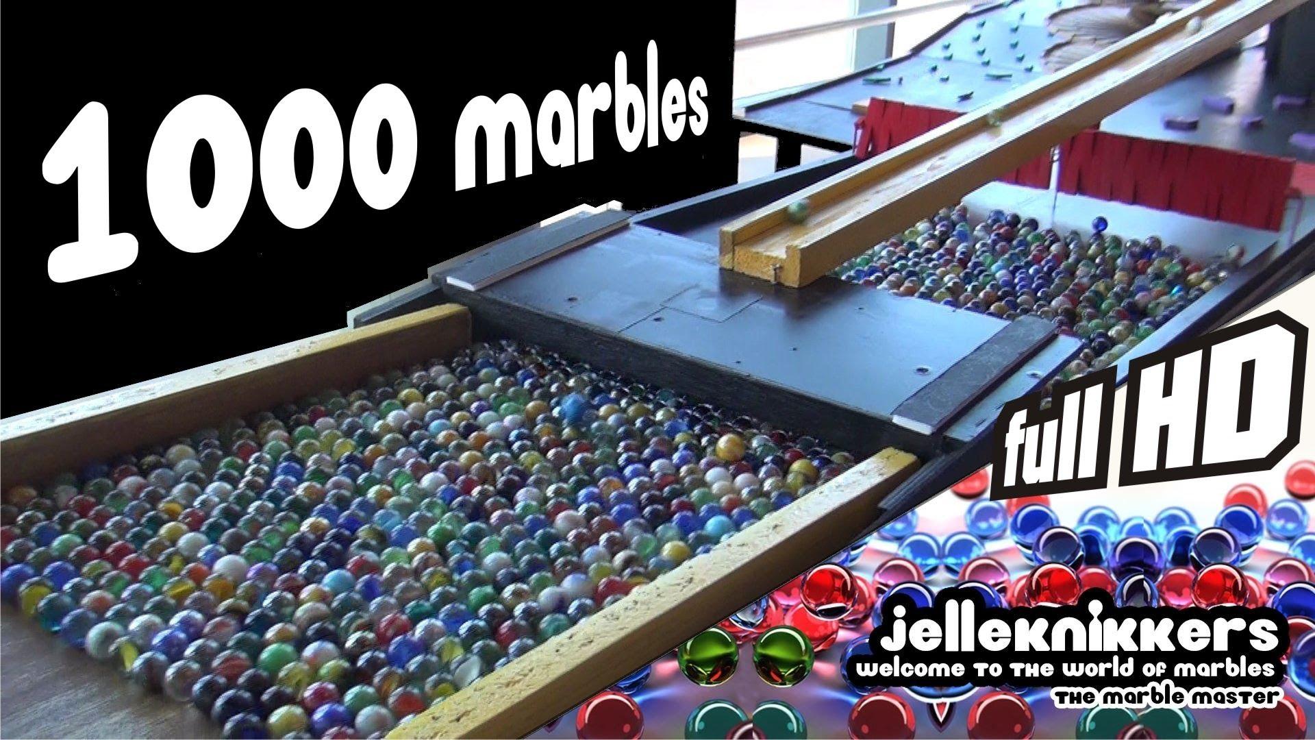 Big Marble Machine (1000 Marbles)