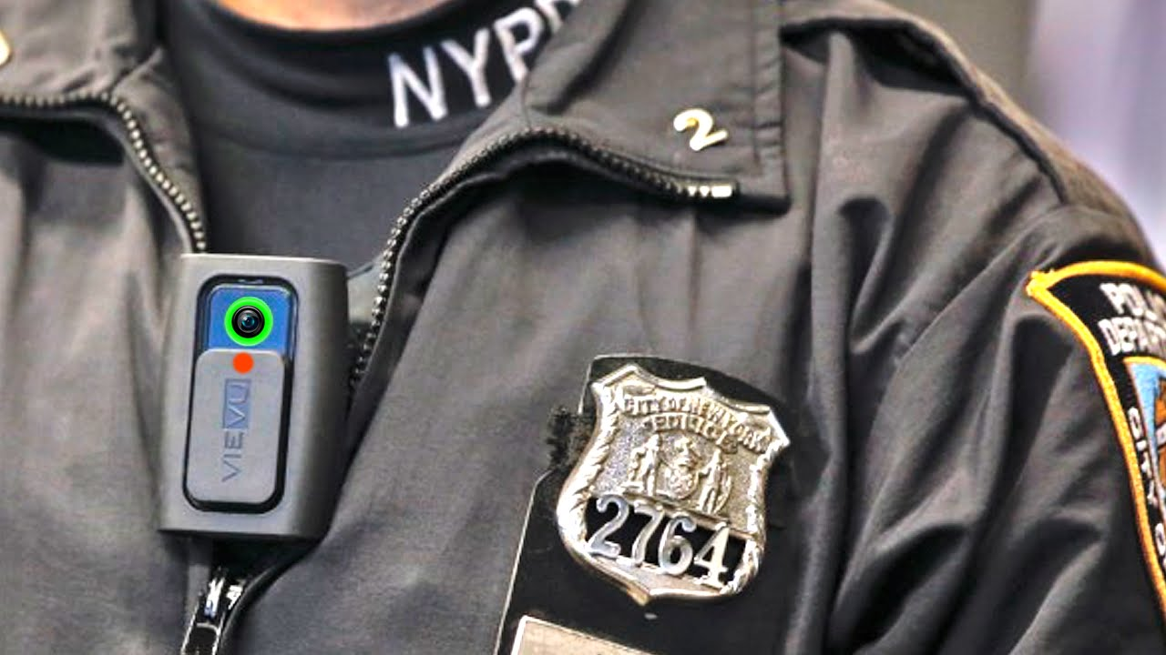 Police Body Cameras Explained