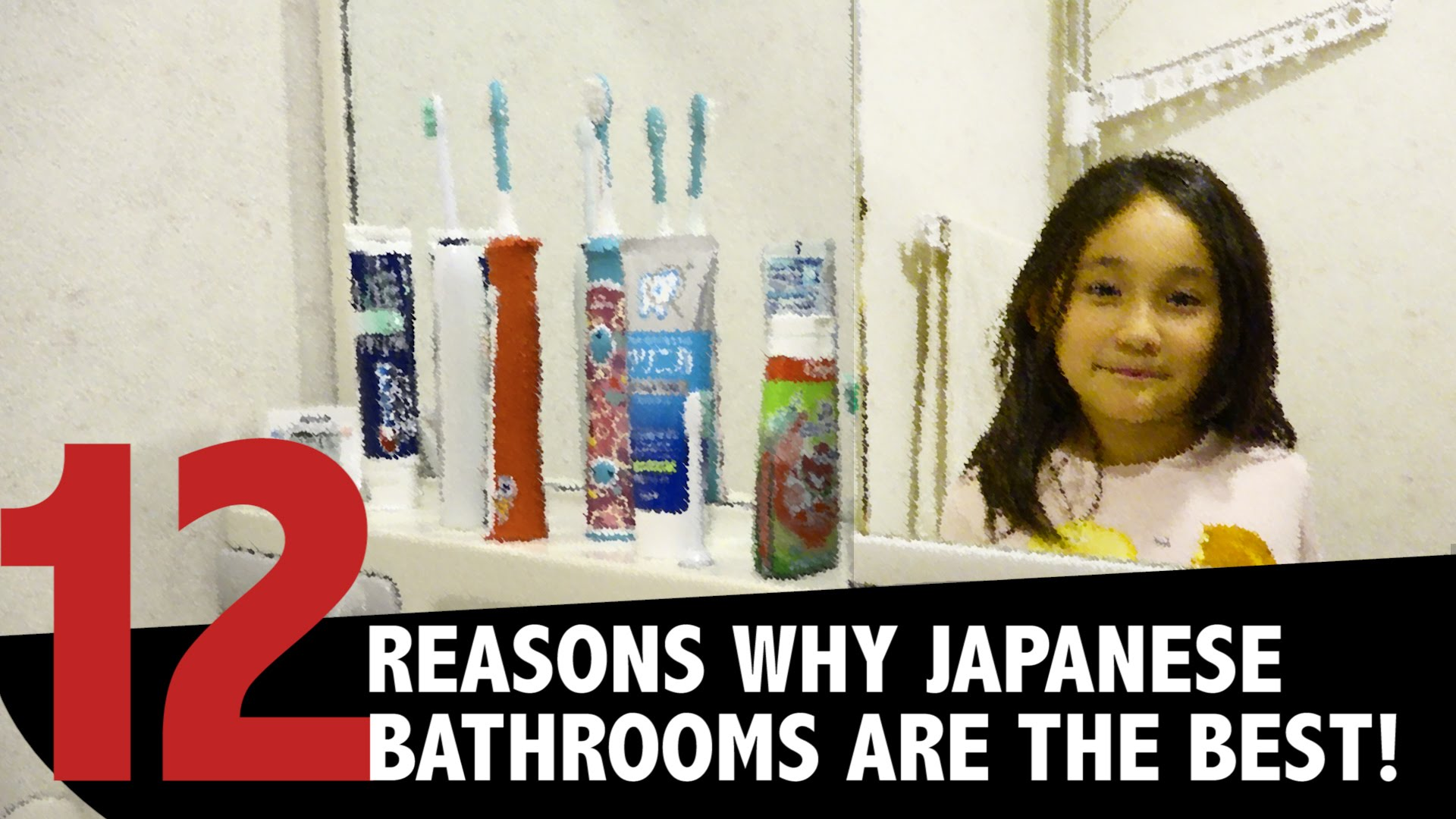 12 Reasons Why Japanese Bathrooms are the Best