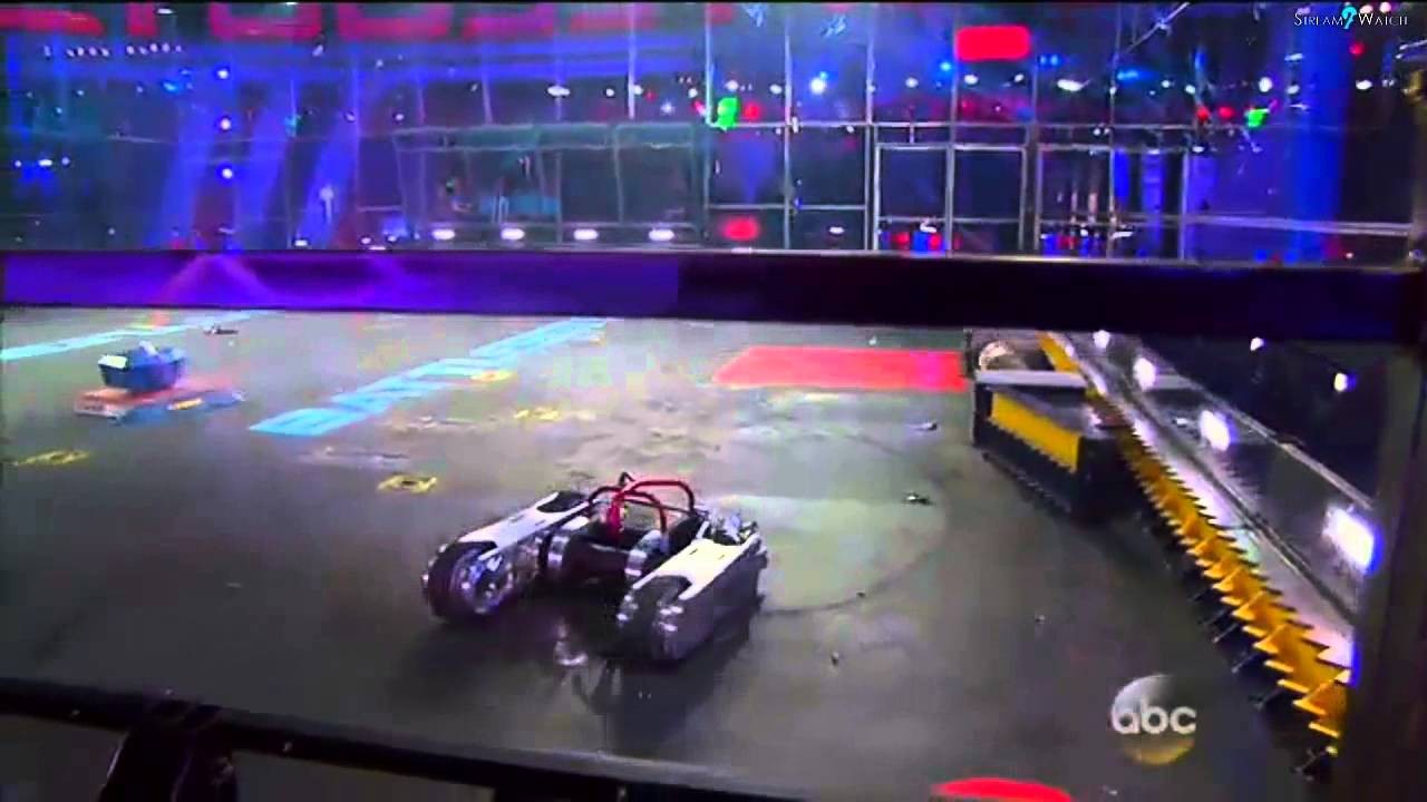 For Those Who Missed the First BattleBots 2015