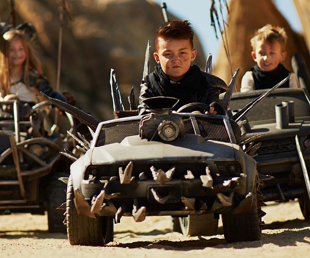Mad Max Power Wheels For Kids
