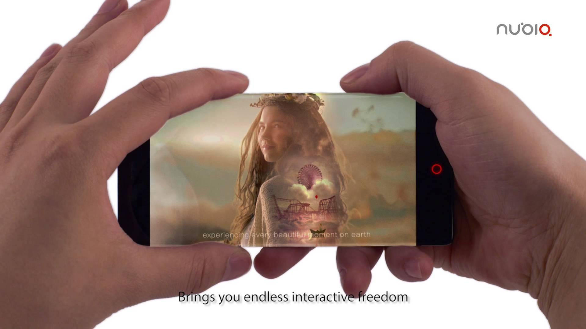 Nubia Z9 - Frame interactive Technology