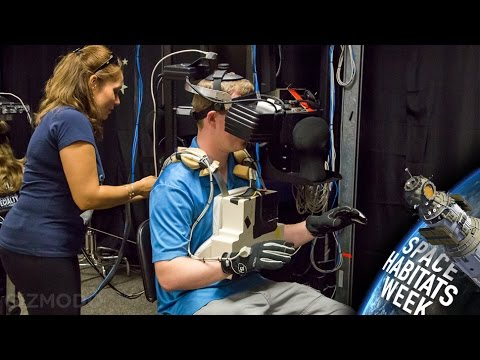 NASA's Virtual Reality Laboratory