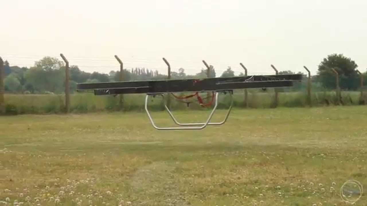 The Military Is Building a Hoverbike