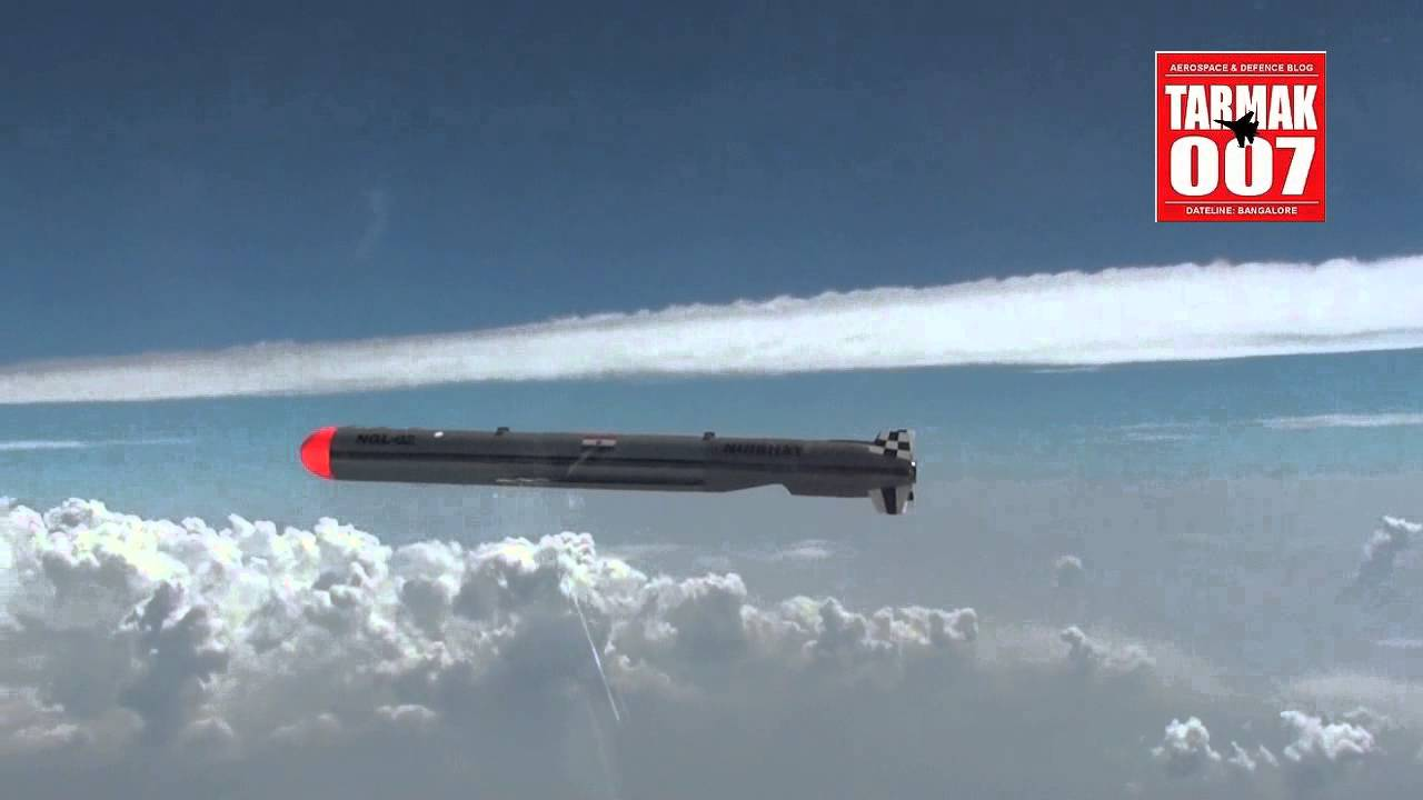 When a Cruise Missile Flies Beside a Fighter Jet
