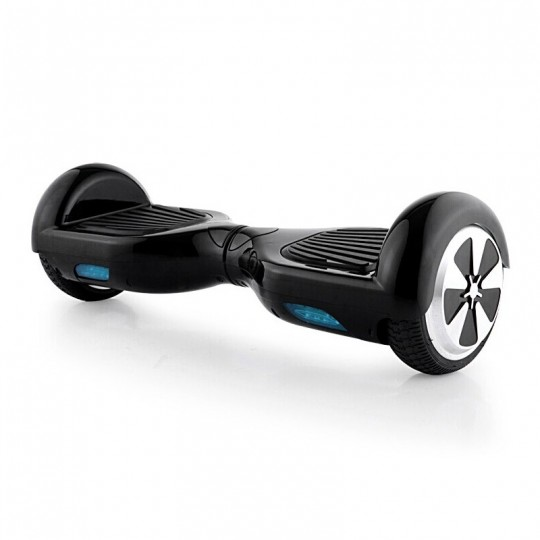 When Segway Meets Hoverboard You Get The Self Balancing
