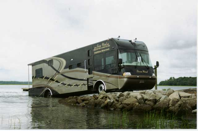 A second look at the Amphibious RV