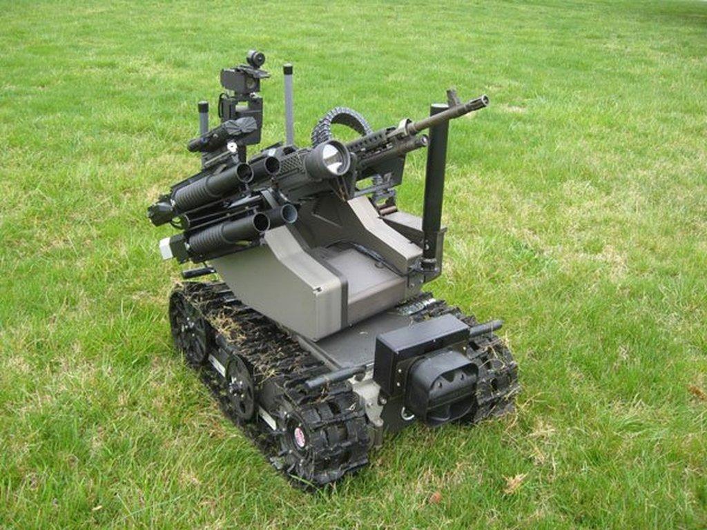 Miniaturize a Tank - MAARS Robot