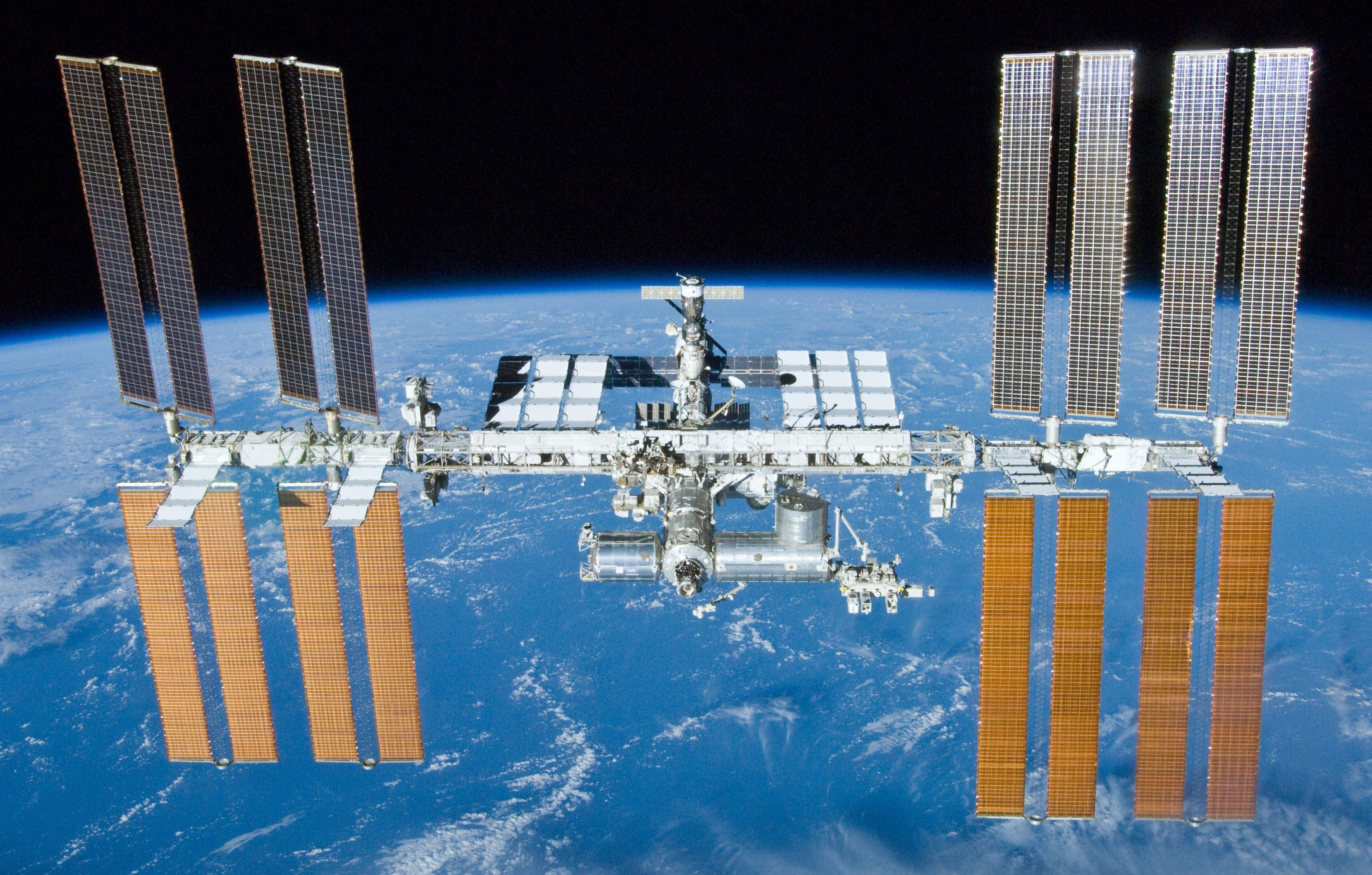 How Long Can The ISS Survive Without New Supplies?