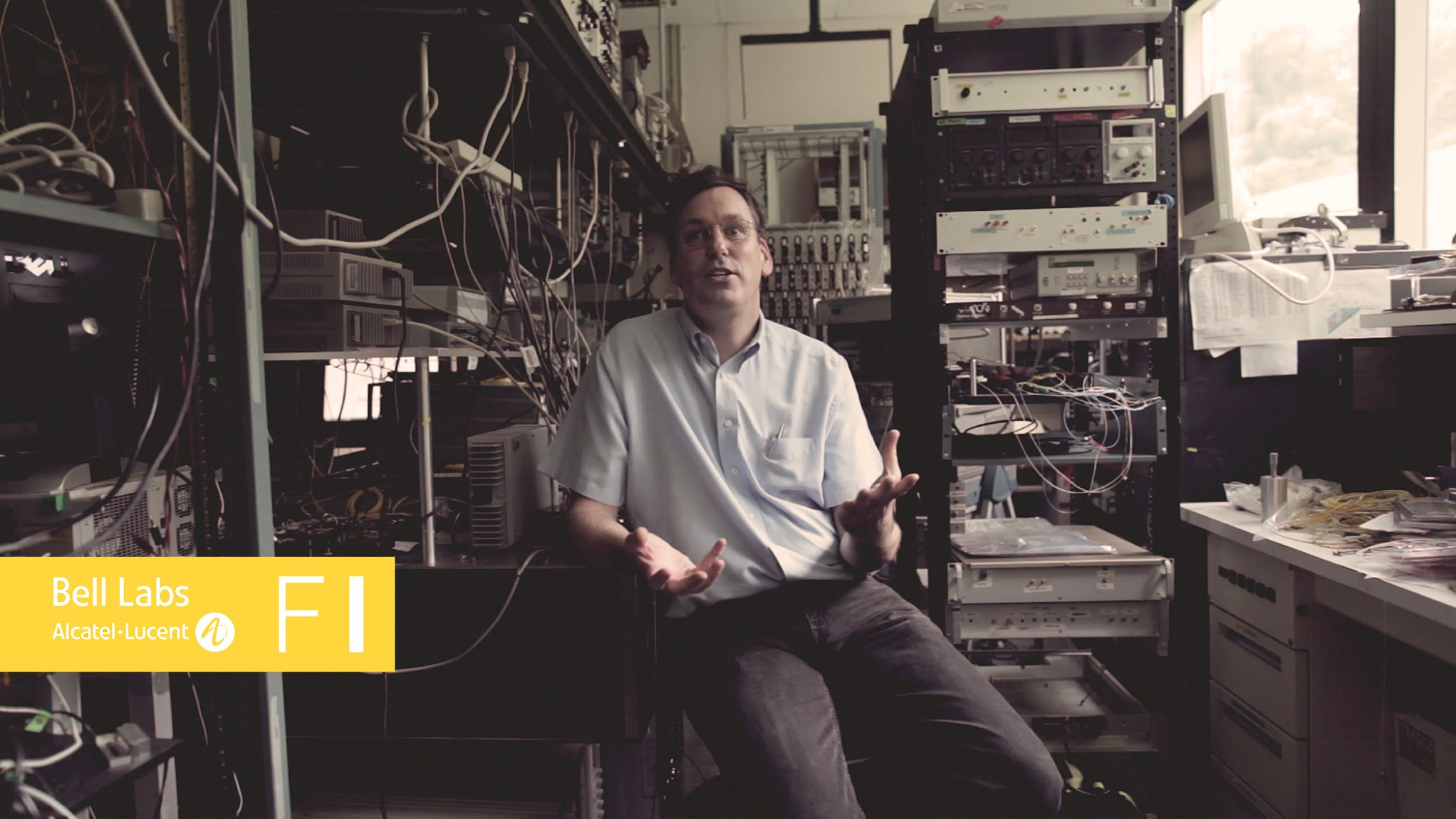Beautiful Video Explains How Light's Been Harnessed For Communication