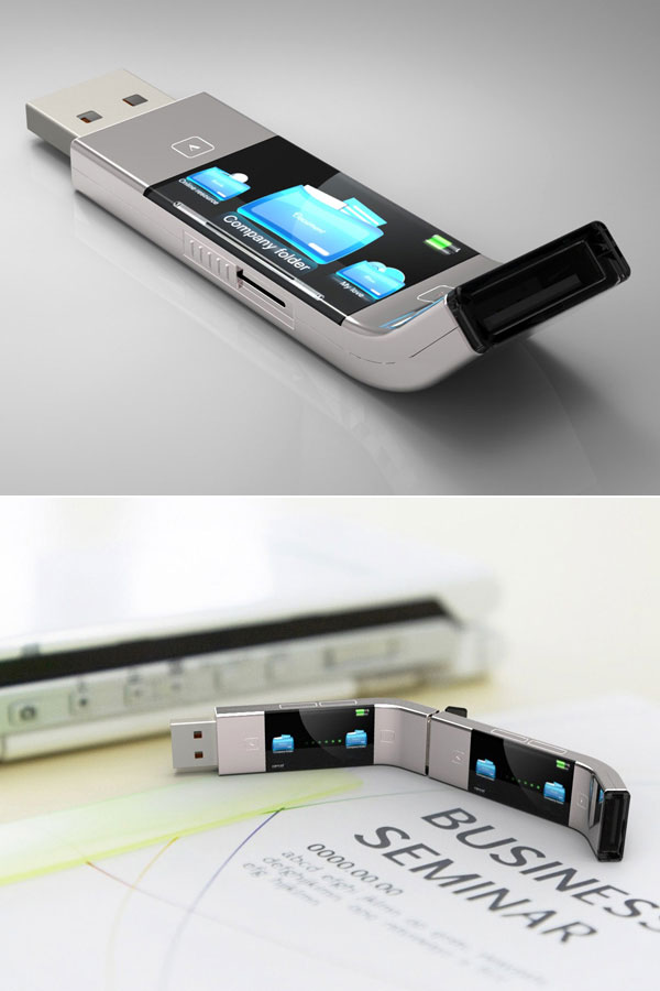 flash-drive-that-displays-files-it-contains