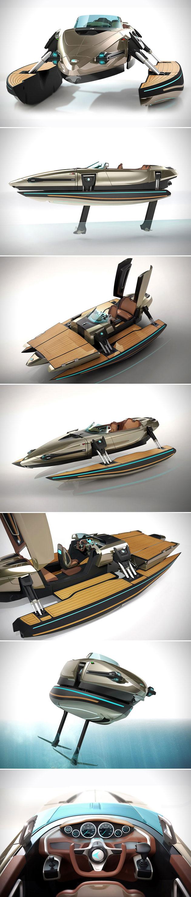 kormaran-convertible-boat-transformer