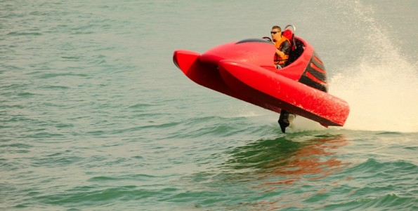 GoKart + Jet Ski=WoCart