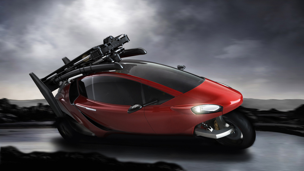 PAL-V Flying Car Is Finally Headed to Production