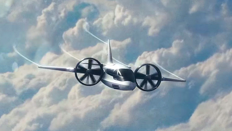 Futuristic TriFan 600 Can Take Off Vertically Like a Helicopter
