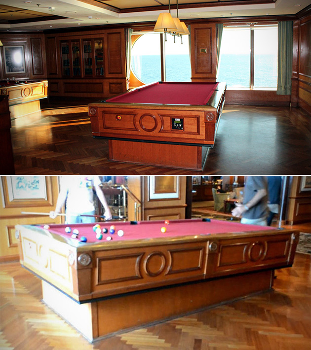 self-leveling-pool-table