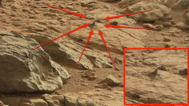 Why People Keep Seeing Crazy Stuff on Mars