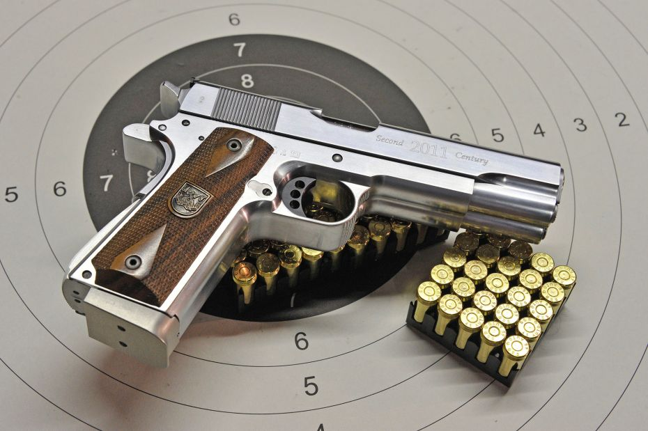 The AF2011-A1 is Not from GTA - It's a Real Double Barrel Pistol