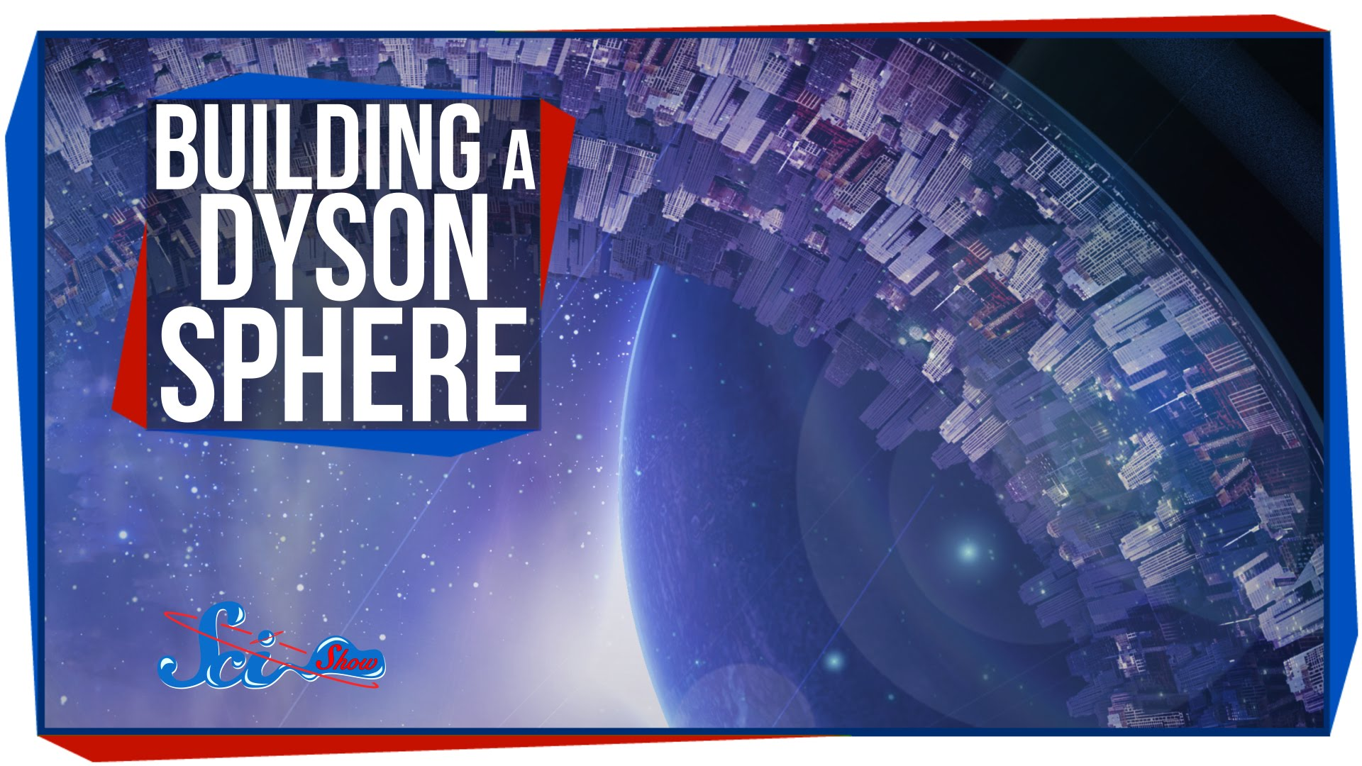 Building a Dyson Sphere
