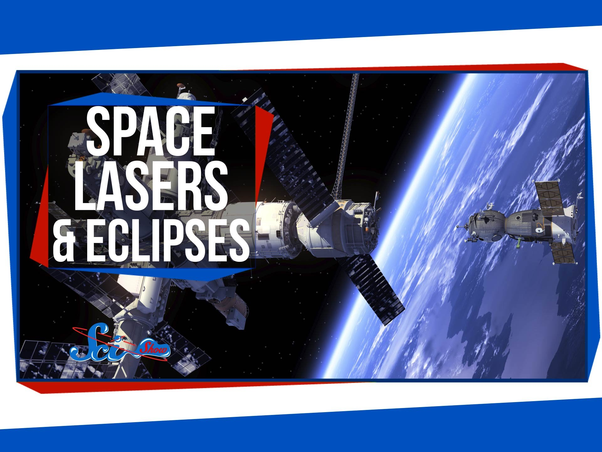 Destroying Space Junk With Lasers