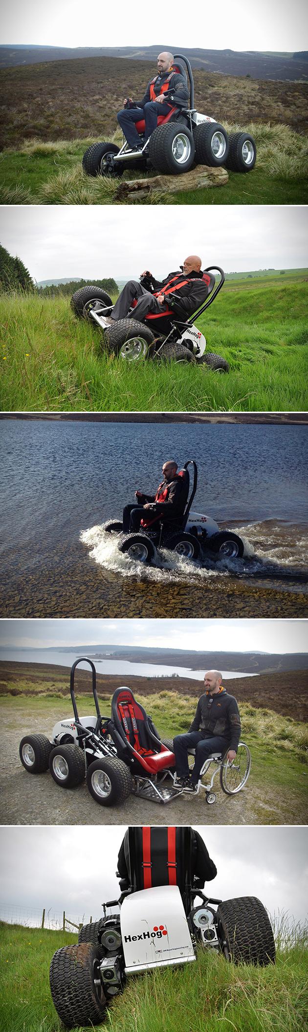 hexhog-off-road-wheelchair