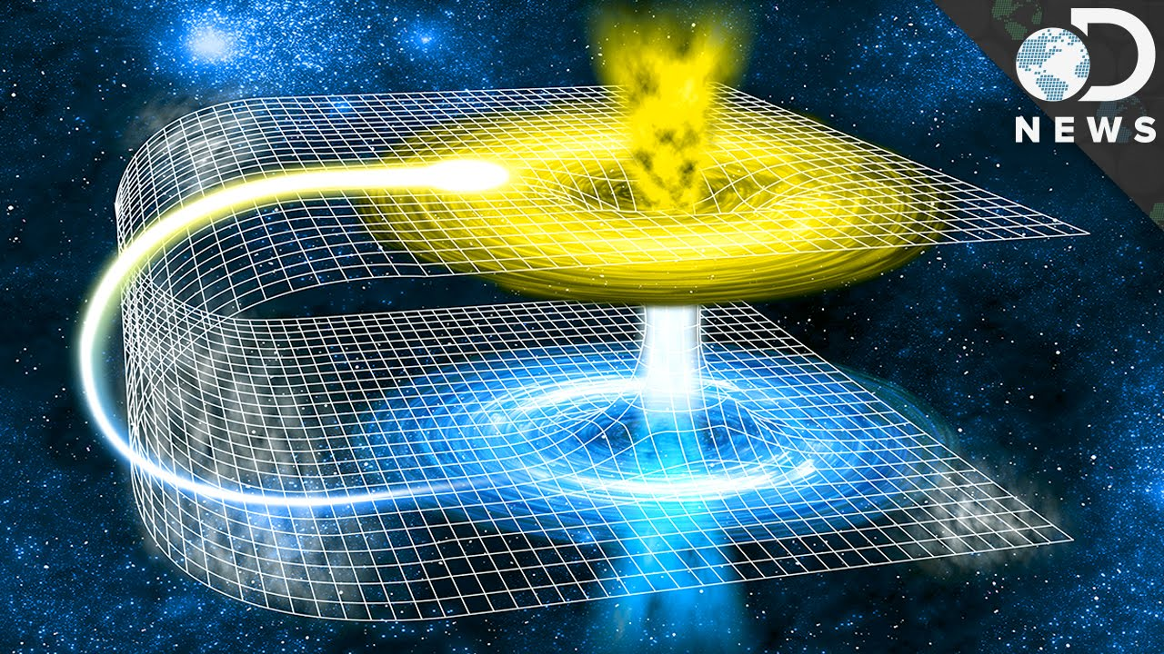 How Scientists Created A Wormhole In A Lab