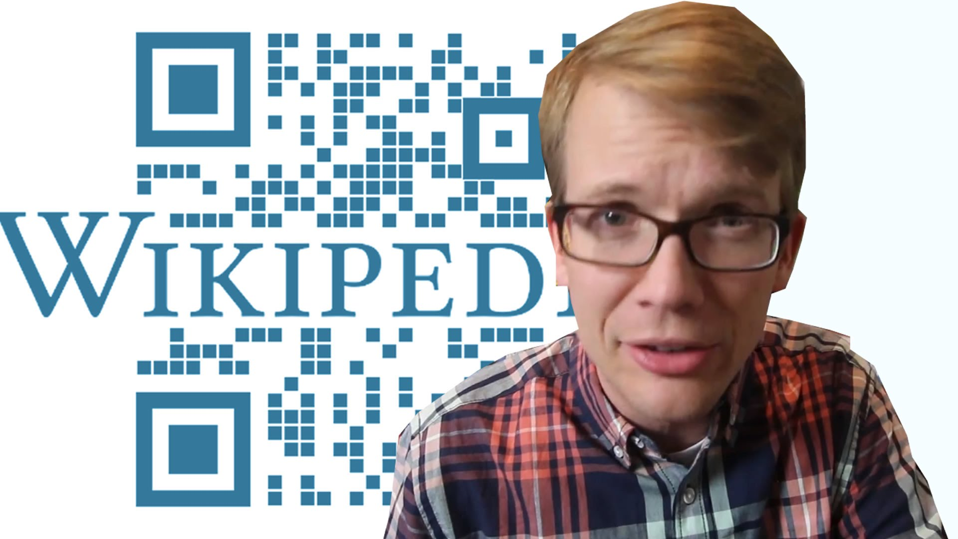 How to fit ALL of Wikipedia in One QR code