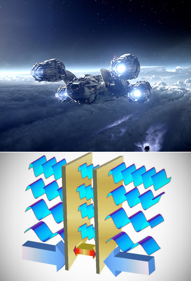 Teenager Invents Quantum Space Propulsion System That Doesn't Use Any Fuel