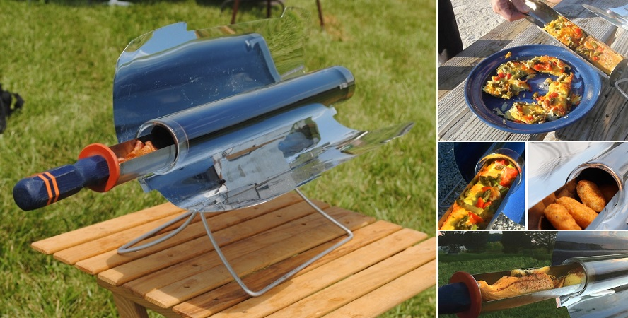 GoSun Portable Solar Cooker is Powered Entirely by the Sun