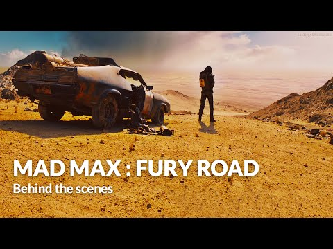 The vehicles of Mad Max Fury Road. Amazing the attention to detail