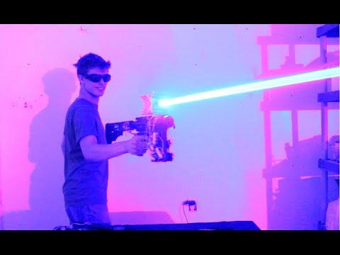 40W Laser Shotgun