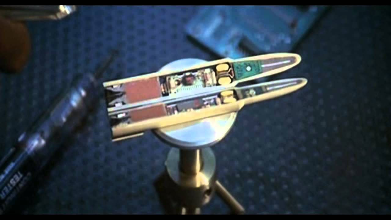 """DARPA's Self-Guided """"EXACTO"""" Smart Bullets Lets Anyone Hit Moving Targets with Pinpoint Accuracy"""