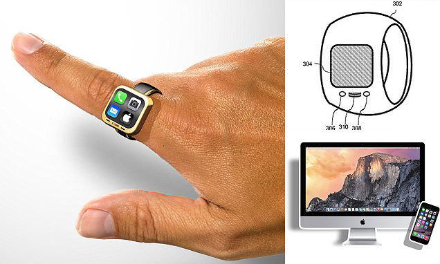This is What Apple's Smart Ring Might Look Like