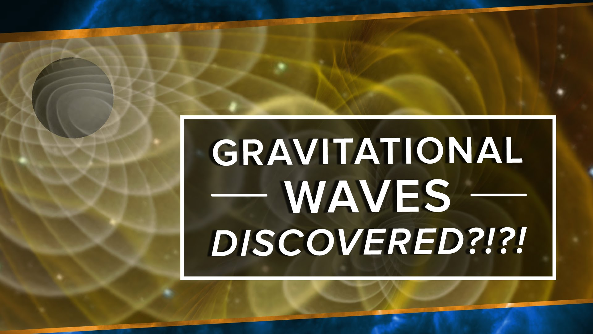Have Gravitational Waves Been Discovered?!?