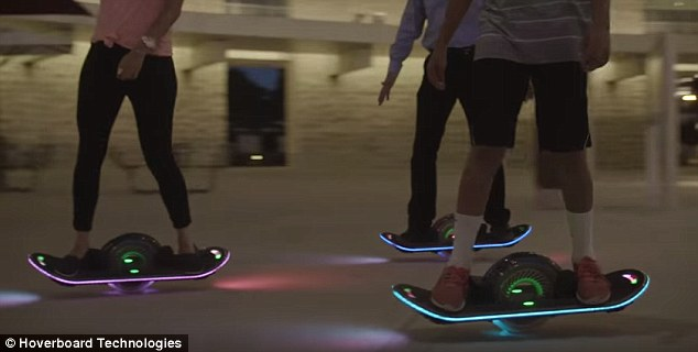 "It Looks Like a ""Back to the Future"" Hoverboard, But This Board is All Wheel and Can Hit 16MPH"