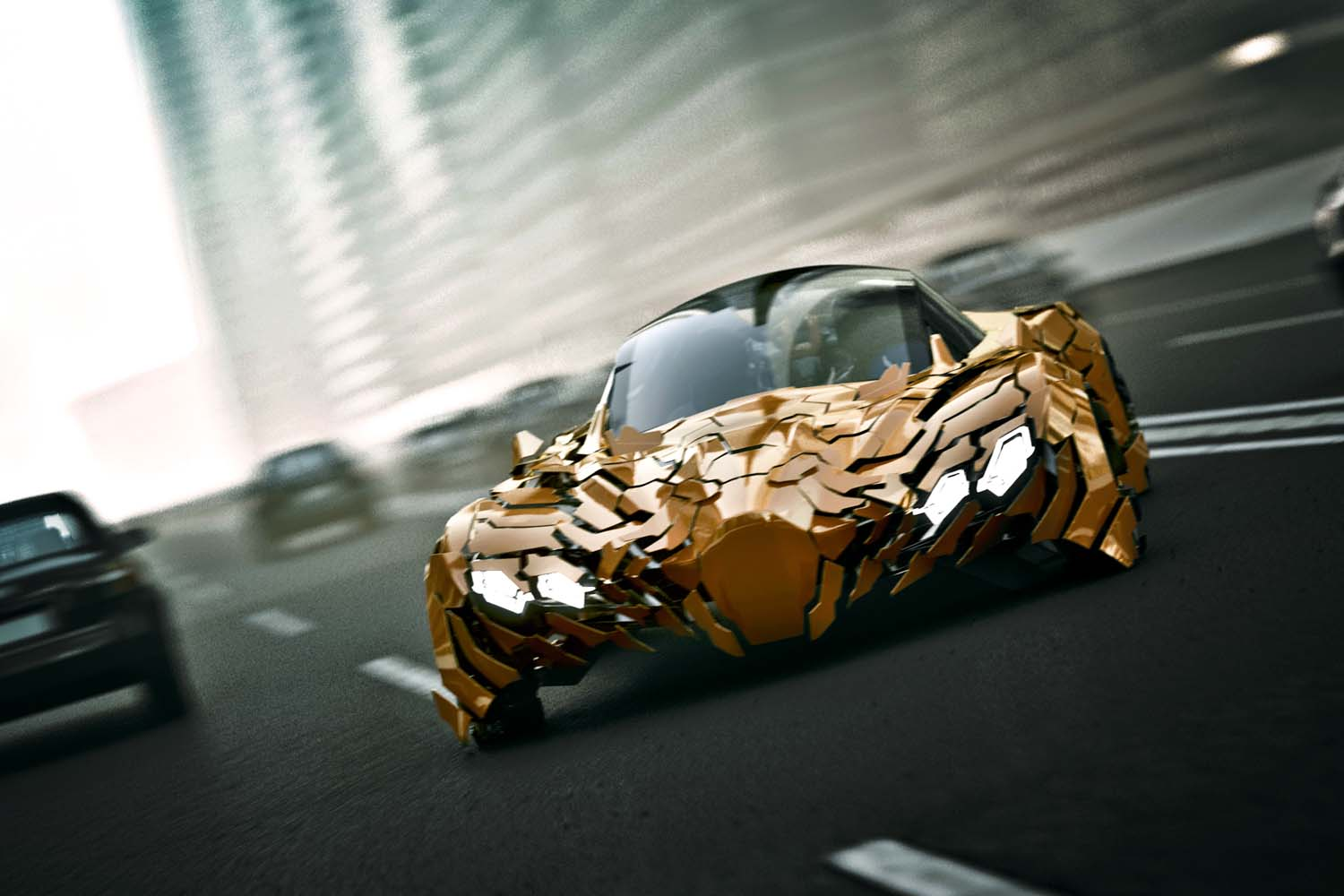 Project Flake Concept Car