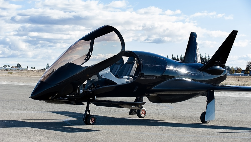 Cobalt Co50 Valkyrie Personal Fighter Jet Can Be Controlled with a Tablet