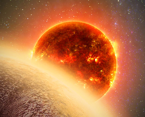 Earth-Sized Rocky Planet Discovered Orbiting a Nearby Star 39 Light Years Away