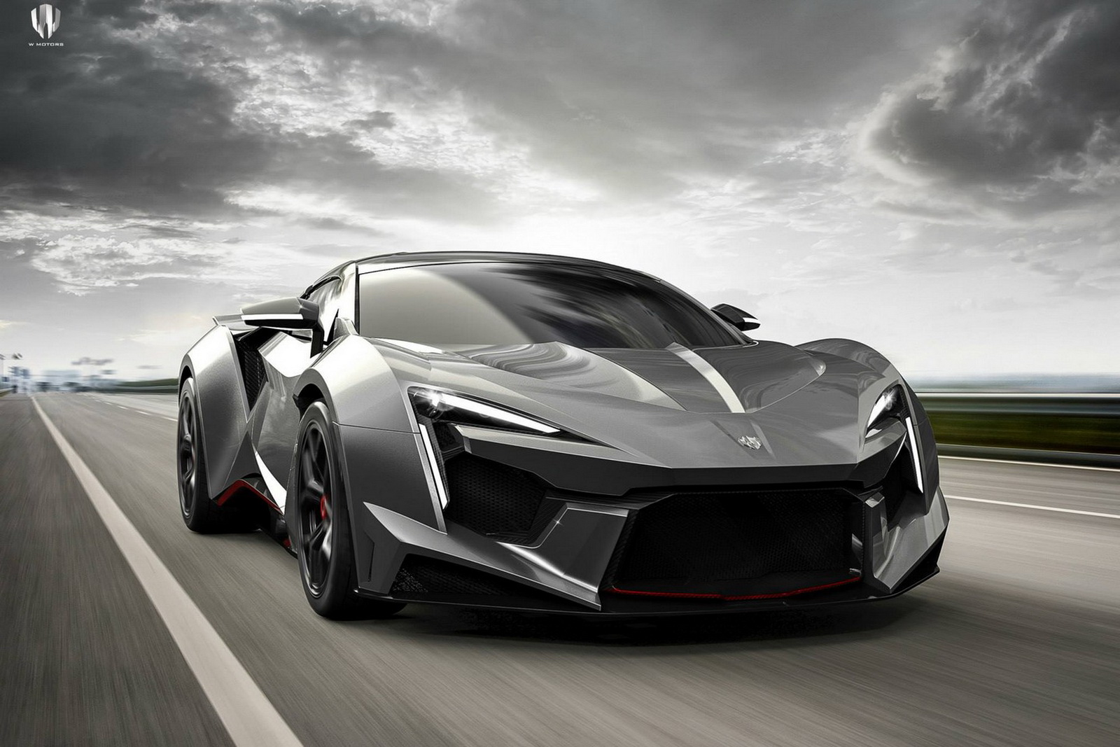 Fighter Jet-Inspired Fenyr SuperSport Has 900HP Twin-Turbo Engine