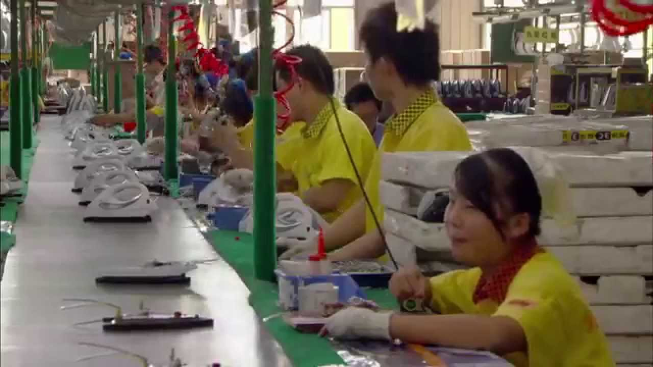 Made in China: Factory of the World - Documentary