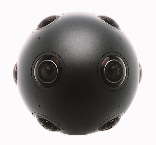 Nokia Ozo Virtual Reality Camera and 3 More Cool Cameras That Actually Exist