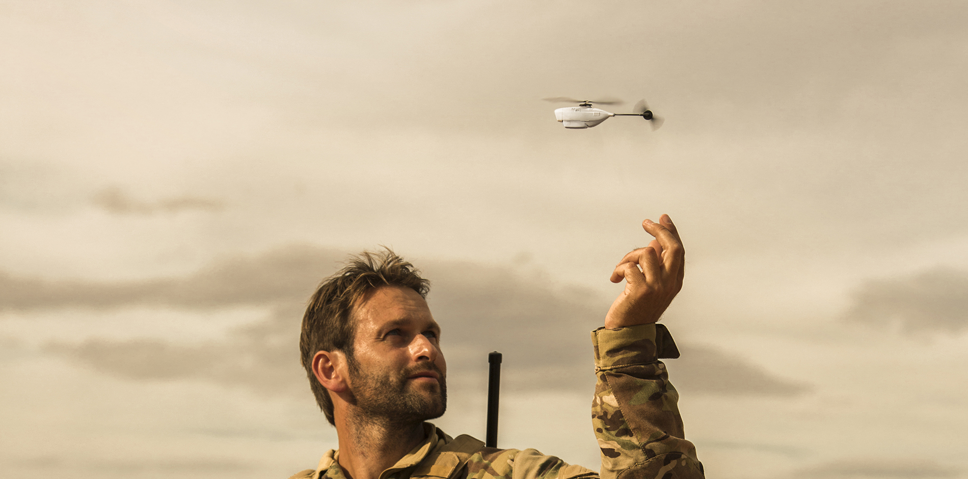 A Closer Look at the Pocket-Sized Black Hornet Drone Used by the Military