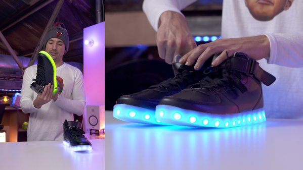 USB POWERED SHOES?